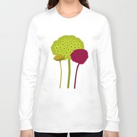 plants Long Sleeve T-shirts featuring Plants by Studio CODECO