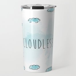 Cloudless Travel Mug