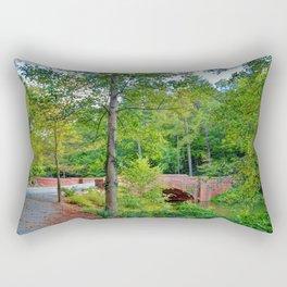 Biltmore Bridge Rectangular Pillow
