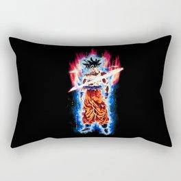 Super Saiyan 1 Goku Rectangular Pillow