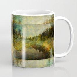 Into the Woods the Fairy Fled Coffee Mug