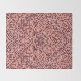 Mandala 14 Throw Blanket
