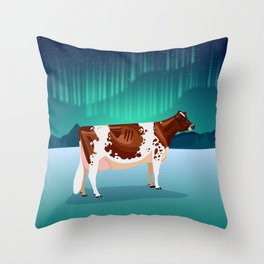 Ayrshire // Winter Throw Pillow