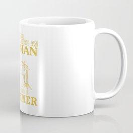 Old Man - A Drummer Coffee Mug