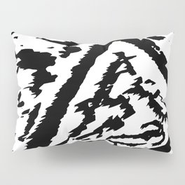 Hype Divine - B&W Pillow Sham