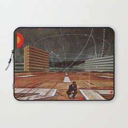 Tracing your Steps Laptop Sleeve