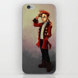Dragon Reborn iPhone Skin