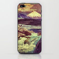 The Rising Fall iPhone & iPod Skin