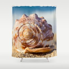 Hawaii Gentle Breeze Shower Curtain