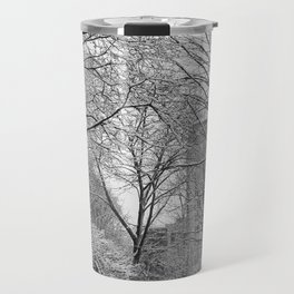 Gramercy Park, New York City Travel Mug