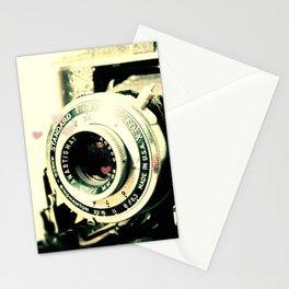 Vintage Camera Print: Ansco Afga Speedex Standard! Stationery Cards