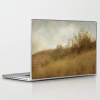 pixies Laptop & iPad Skins featuring The Magical Oak Tree by Honey Malek
