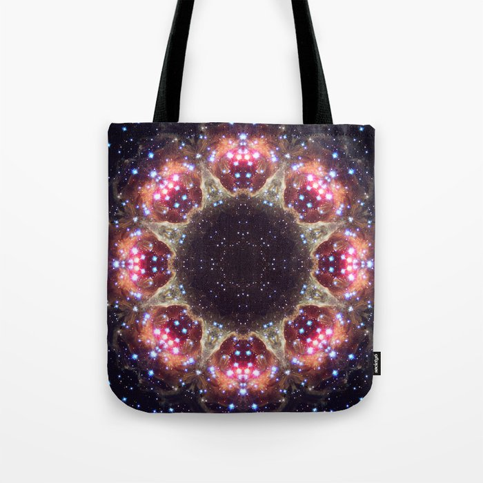 Space Mandala no6 Tote Bag