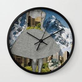 Controversy Wall Clock