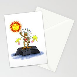 Nature Man Stationery Cards