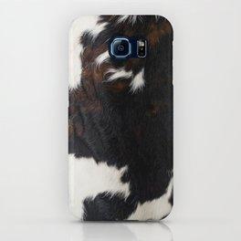 Cowhide Farmhouse Decor iPhone Case