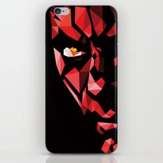 Darth Maul iPhone & iPod Skin