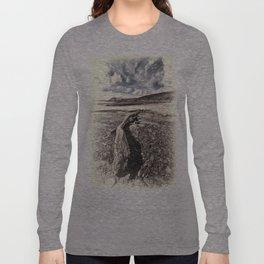 Driftwood Toned Long Sleeve T-shirt