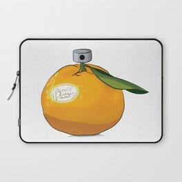Tangerine: the Smell of Victory Laptop Sleeve