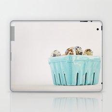 Mi cesta turquesa. Laptop & iPad Skin