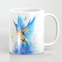 Between Water And Air Coffee Mug