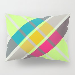 Retro Neon 01 Pillow Sham