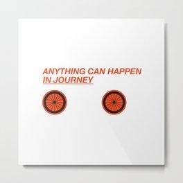 Journey 2 Metal Print