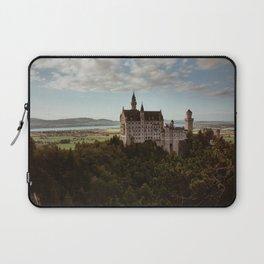 Neuschwanstein Castle in Germany Laptop Sleeve