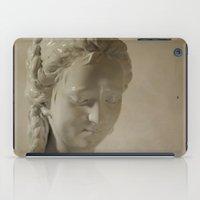 goddess iPad Cases featuring Goddess by Mary Kilbreath