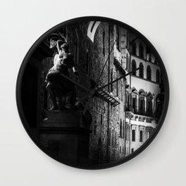 The Rape of Polyxena. Wall Clock
