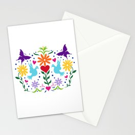 The Love Birds Stationery Cards