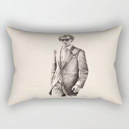 His Best Man Rectangular Pillow