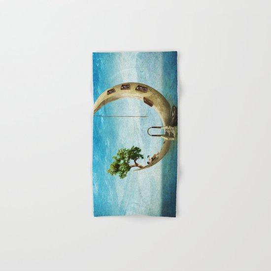 Home Sweet Moon Hand & Bath Towel