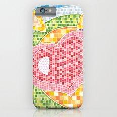 Love Mosaic Slim Case iPhone 6s