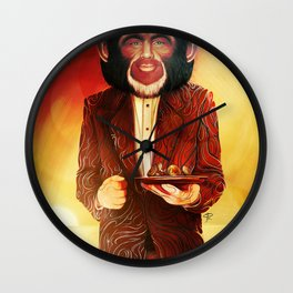 Joe Rogan Wall Clock