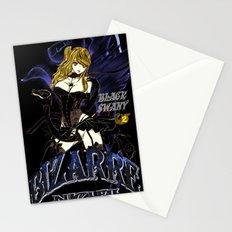 BLACK SWAN BURLESQUE NIGHT Stationery Cards