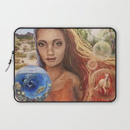 There is No Place Like Home Laptop Sleeve