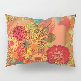 Pumpkin Carving Time Pillow Sham