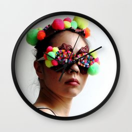 Coloring You Wall Clock