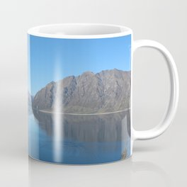 Lake Hawea New Zealand Coffee Mug