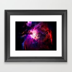 Galaxy Quest Framed Art Print