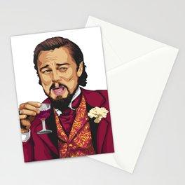 Leonardo Dicaprio Meme Stationery Cards