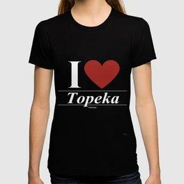 Topeka Kansas KS Kansan T-shirt