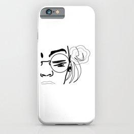Gurl iPhone Case