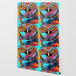 Burrowing Owl Wallpaper