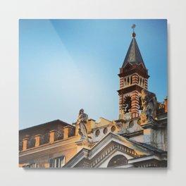 Farnese Metal Print