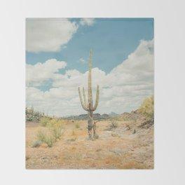 Old West Arizona Throw Blanket