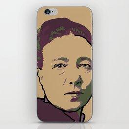 Simone de Beauvoir iPhone Skin