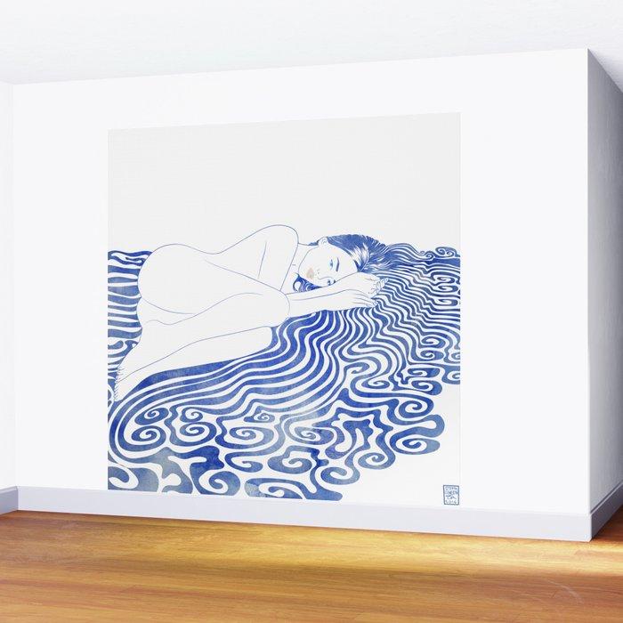 Water Nymph XXVIII Wall Mural