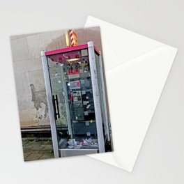 T-Mobil Telephone Booth (Deutsche Telekom) Stationery Cards
